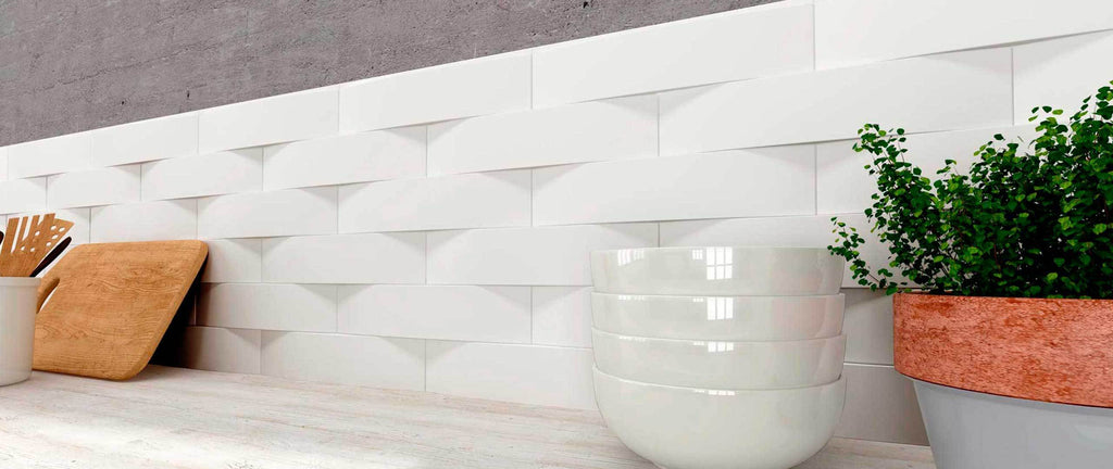 WOW Wall Tiles, Subway Lab Collection, Arch XL, Multi Color