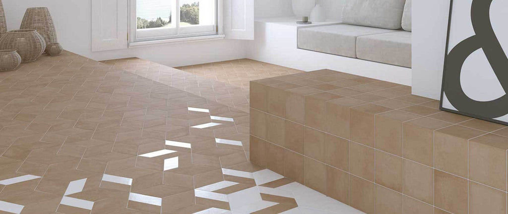 WOW Floor & Wall Tiles, Mud Collection, Mud Diamond Pottery
