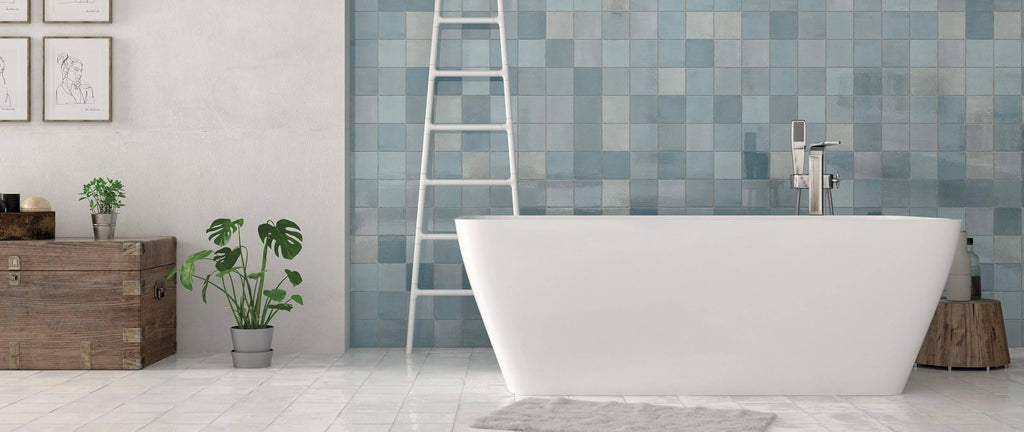 WOW Wall Tiles, Mestizaje Collection, Zellige, Multi Color