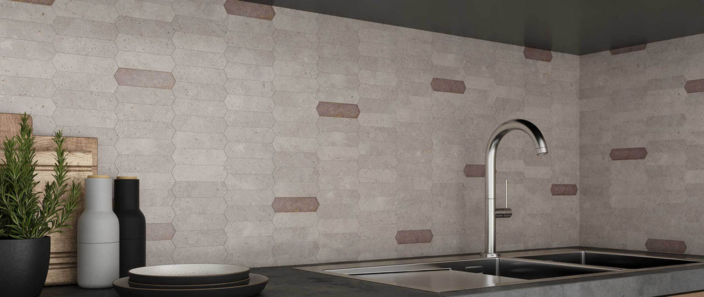 WOW Floor & Wall Tiles, Love Affairs Collection, Aura Mini Crayon