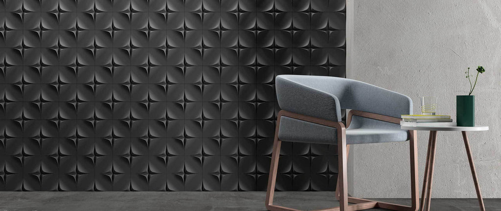 WOW Wall Tiles, Wow Collection, WaveContract, Multi Color
