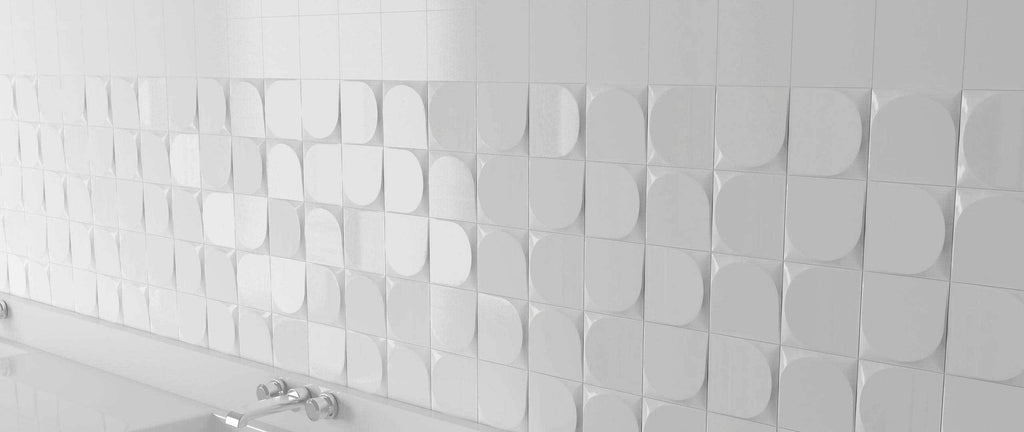 WOW Wall Tiles, Essential Collection, Urban, Multi Color