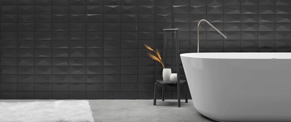 WOW Wall Tiles, Subway Lab Collection, Peak, Multi Color