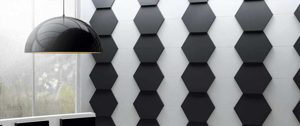 WOW Wall Tiles, Wow Collection, Hexa Liso, Multi Color