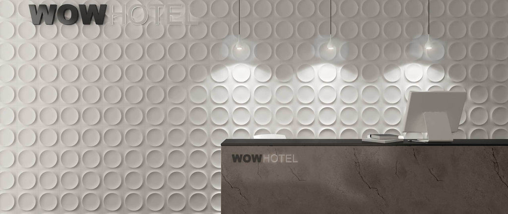 WOW Wall Tiles, Wow Collection, Moon L, Multi Color