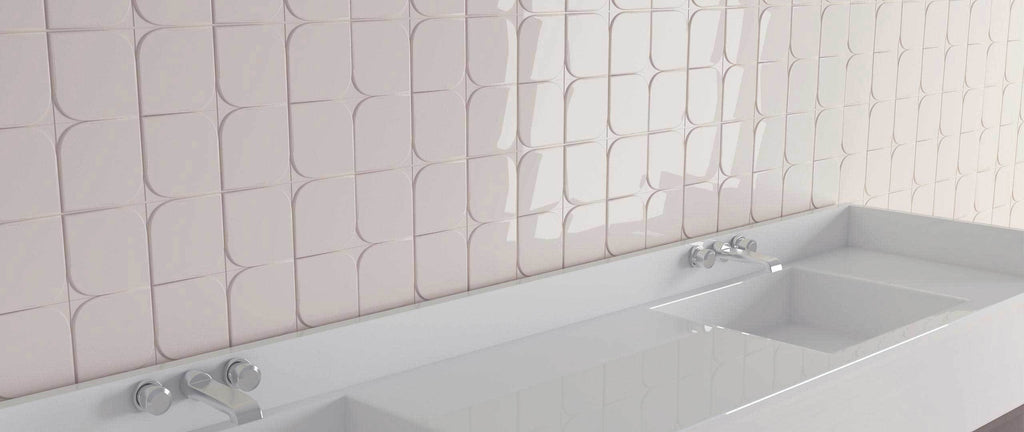 WOW Wall Tiles, Essential Collection, Leaf, Multi Color