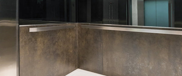 Neolith, Porcelain Slabs, Iron, Iron Moss