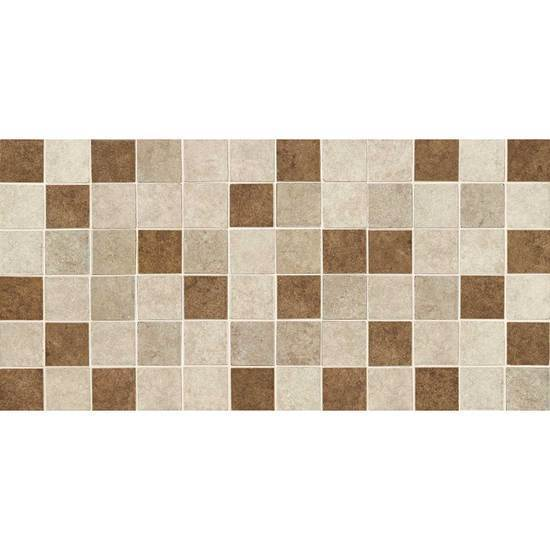 American Olean Glazed Ceramic Mosaic Tile, Castlegate Collection, Universal, 12x24