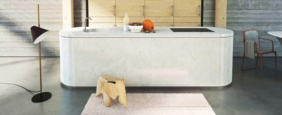 Caesarstone, Supernatural Collection, Frosty Carrina 5141