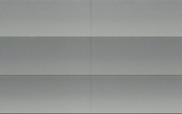 "Diesel Living, Iris Ceramica Wall Tiles, Shades Of Blinds, Grey, 4""x12"""