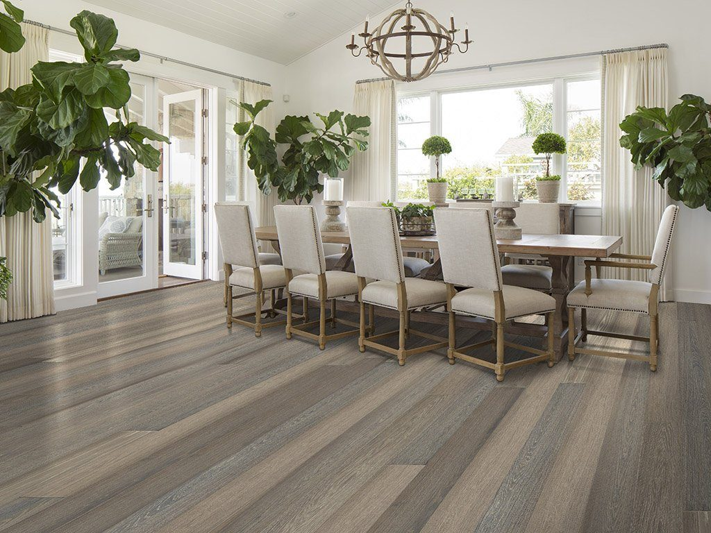"Monarch Plank, Prefinished Hardwood, Lago Collection, 3mm Top Layer, Urethane Finish, Vico, 7"" x 2-6"""