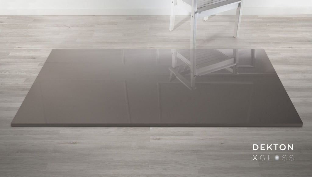 "Cosentino Dekton, Ultra-compact Surfaces, Porcelain Slabs, Solid Xgloss Collection, Lumina, Up To 56"" x 126&quot"