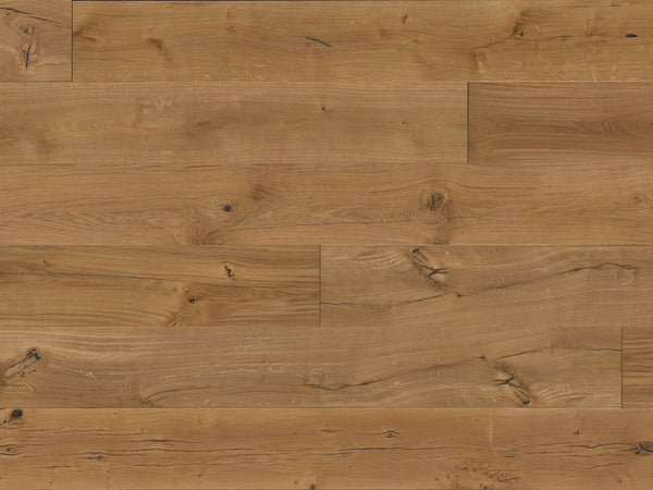 "Monarch Plank, Prefinished Hardwood, Manor Collection, 6mm Top Layer, UV Urethane, Suffolk, 9-1/2"" x 8"""