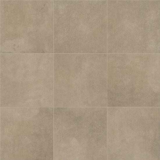 American Olean Ceramic Floor Tile, Windmere Collection, Multi-Color, 18x18