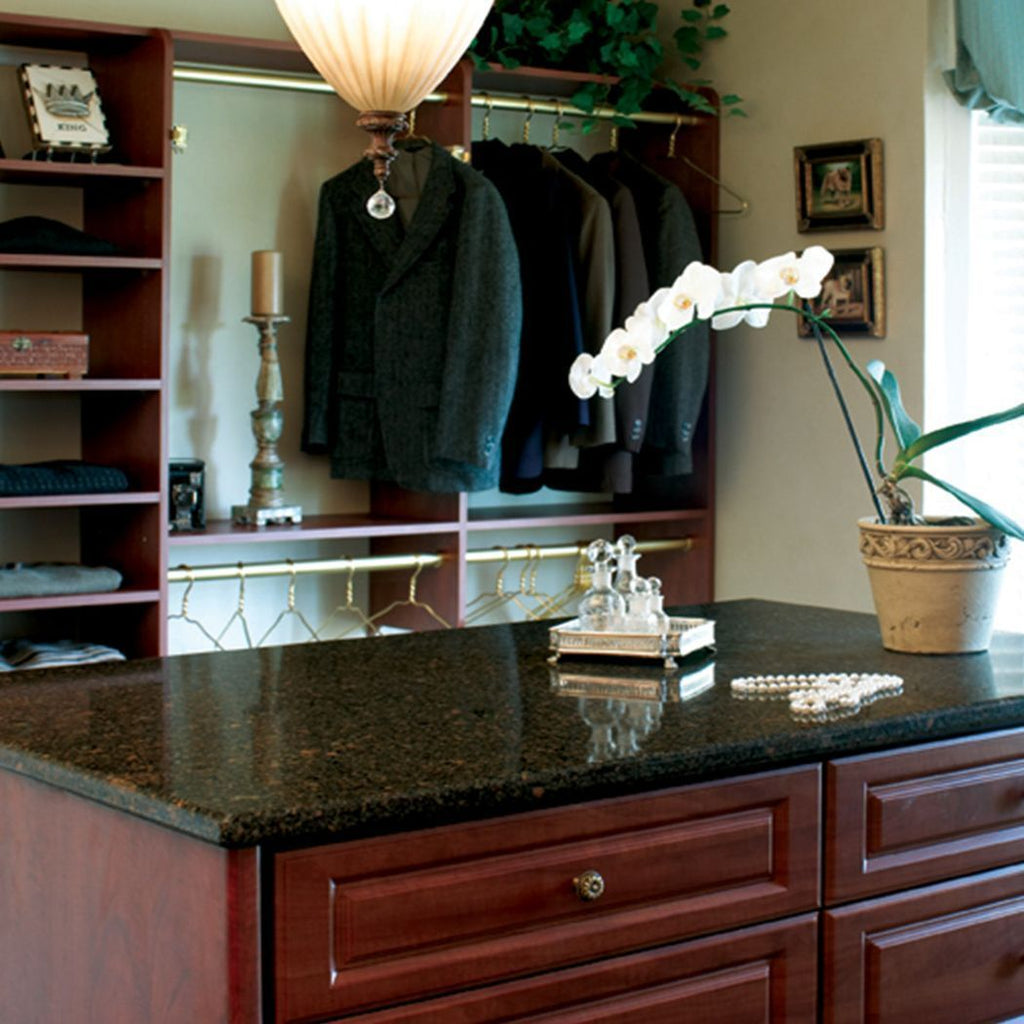 Cambria Counter Top, Wilshire Red