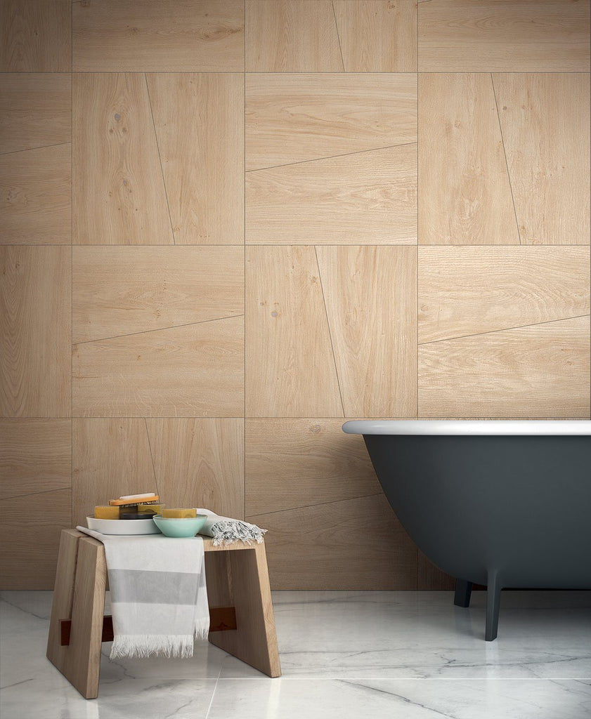 "Fondovalle, Match Collection, Match Look, Porcelain Stoneware Slabs, Komi Natural, 13.78"" x 9.84"""