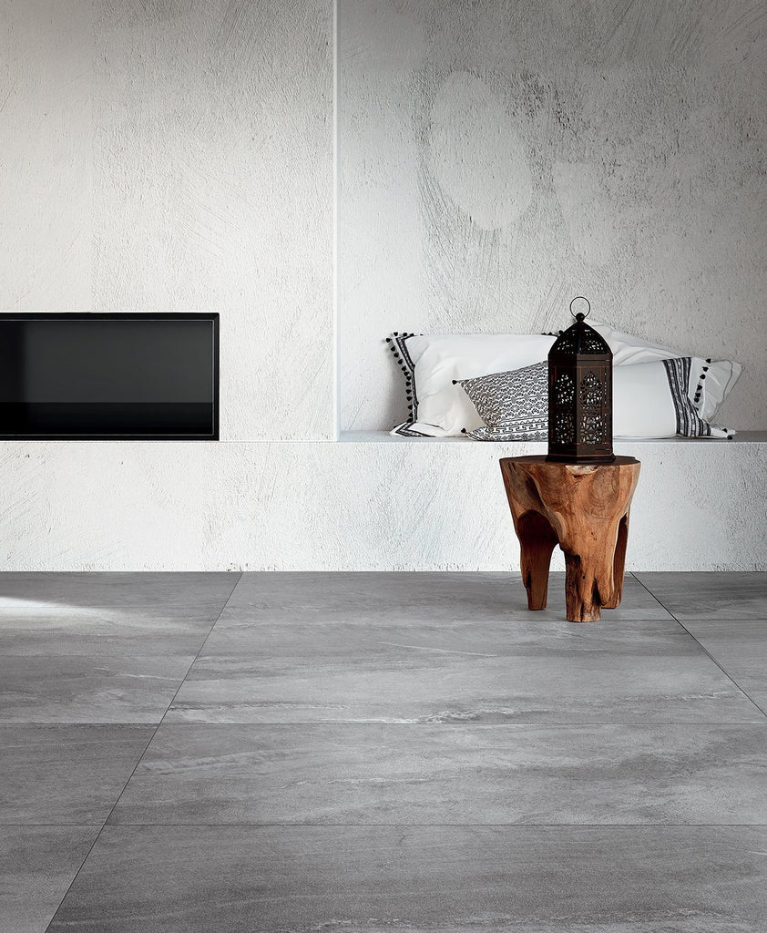 Fondovalle, Stone Icons Collection, Stone Look, Porcelain Stoneware Slabs, Atlantic, Multi-size