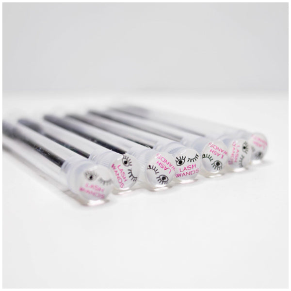 Custom Logo Lash Wands (100pc)