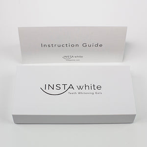 INSTAwhite Teeth Whitening Gel Refills (3 Pack)