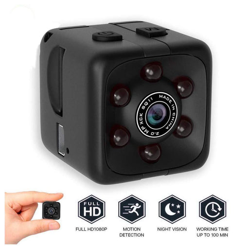 HD Wireless Secret Camera | Hidden Spy Camera