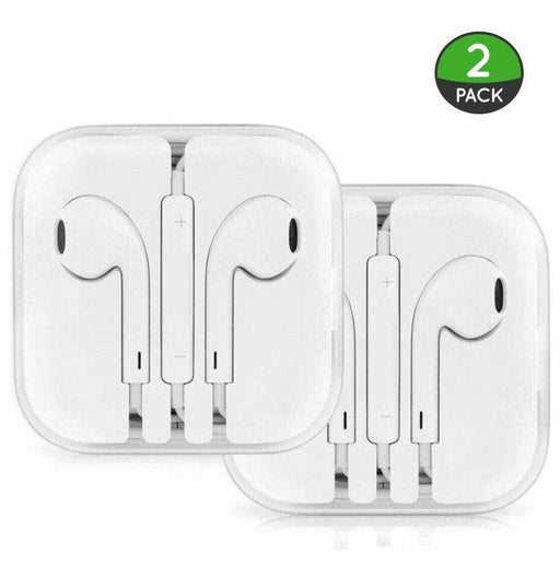 IPhone/Apple Compatible Earbuds With Microphone