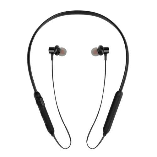 Bluetooth Headset With Remote And Microphone