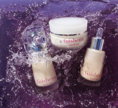 purple fluid products