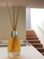 skin serum bottle reed diffuser