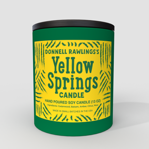 Yellow Springs - 13oz Soy Candle