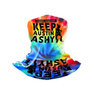 Keep Austin Ashy Gator Mask