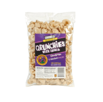 Qrunchies Canela