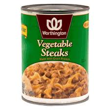 Loma Linda Vegetable Steaks (20 oz.)