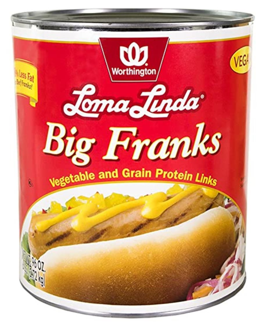 Loma Linda Big Franks (20 oz.)