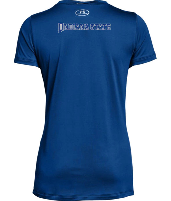 Women's New Sycamores Under Armour® Short-Sleeve Locker Tee 2.0