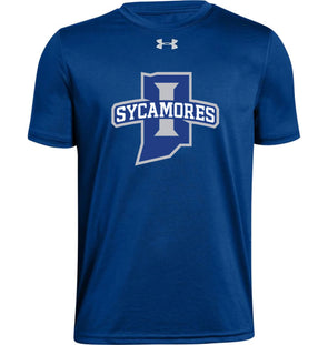 Youth New Sycamores Under Armour® Locker Tee