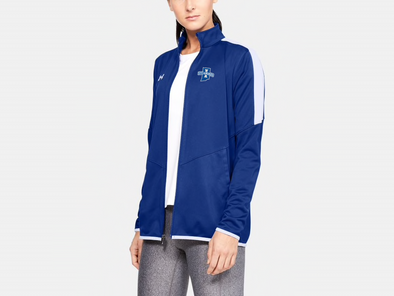 New Sycamores UA Women's Rival Knit Jacket