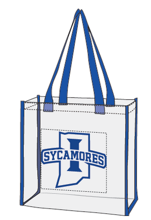 New Sycamores Clear Tote Bag