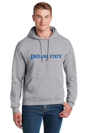 New Indiana State JERZEES® - NuBlend® Pullover Hooded Sweatshirt