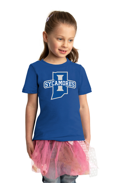 New Sycamores Port & Company® Toddler Fan Favorite™ Tee