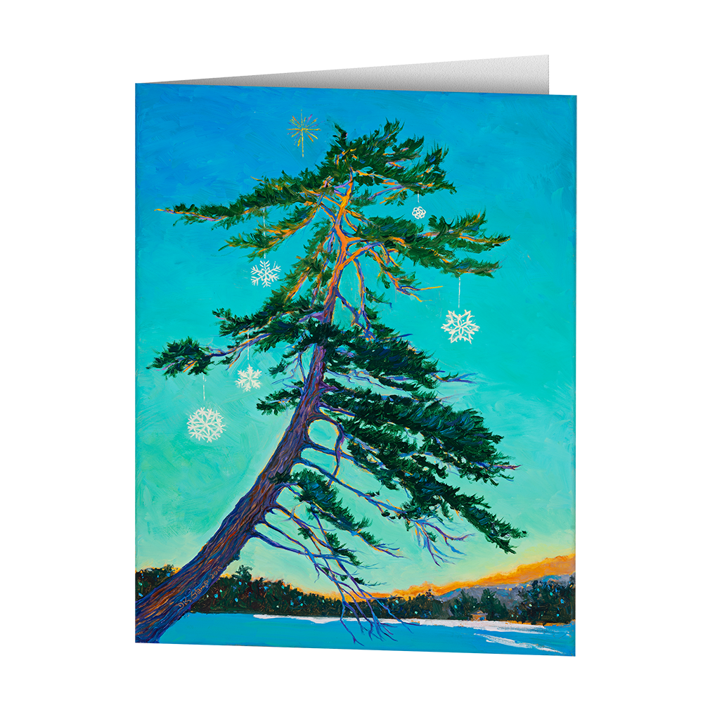 Camp Christmas Card - Behold (5 Cards)