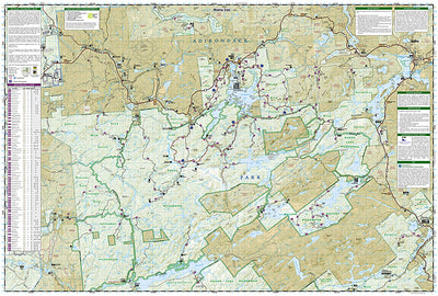 Map-745 Old Forge/ Oswegatchie Area