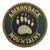Adirondack Mountains Bear Paw Patch