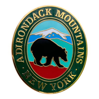Adirondack Black Bear Pin