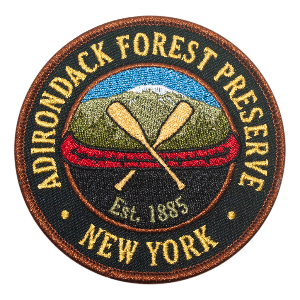 Adirondack Forest Preserve Canoe Patch