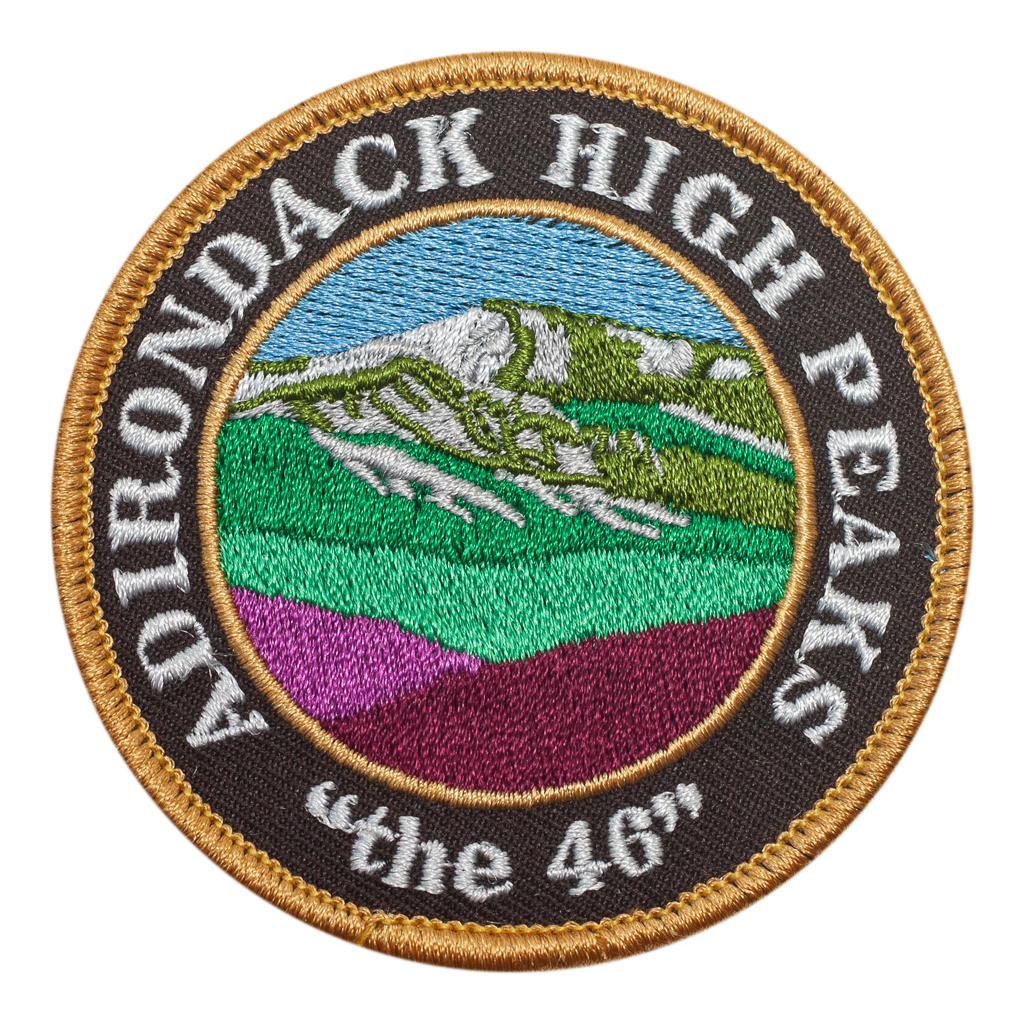 Adirondack High Peaks Patch