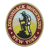 Adirondack Hiker Patch