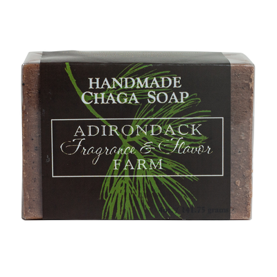 Chaga Handmade Soap 4oz Bar