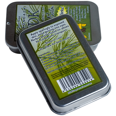 ADK Herbal Bug Balm- Insect Repellent