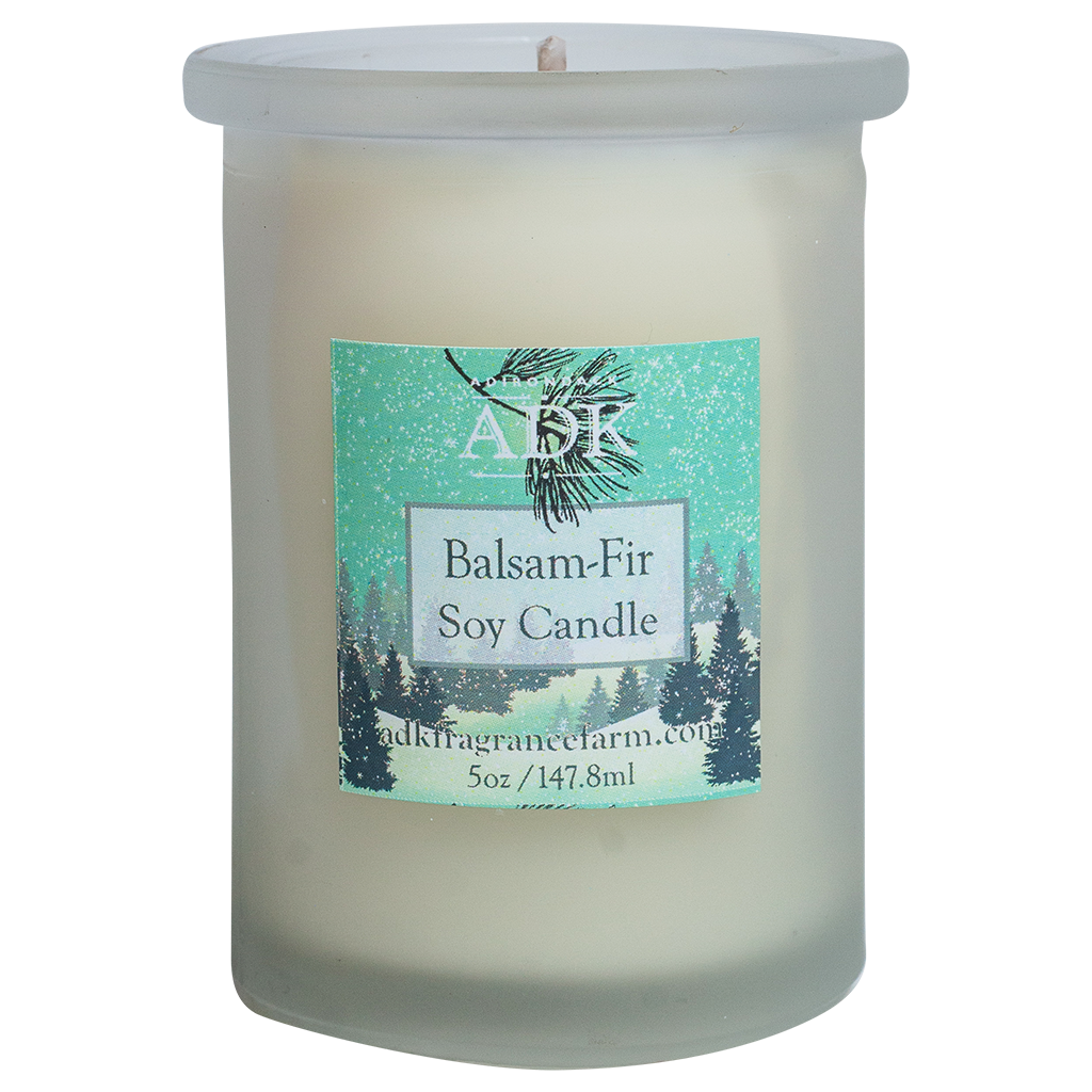 Balsam-Fir Hand-Poured Candle 5 oz