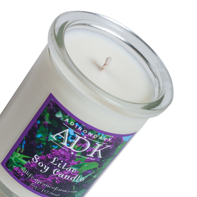 Lilac Hand-Poured Candle 5 oz